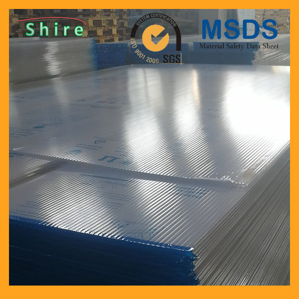 picture relating to Printable Plastic Sheets called 2100mm Printable Self Adhesive PP Hollow Sheet Protecting