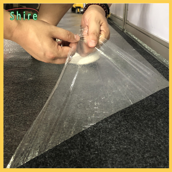 Exhibition Carpet Protective film