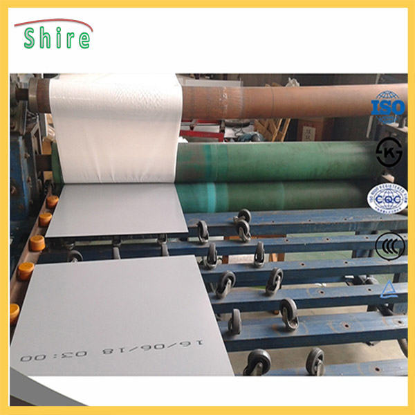 Mirror Glass Safety Backing Protective Film PE Material Protection Film