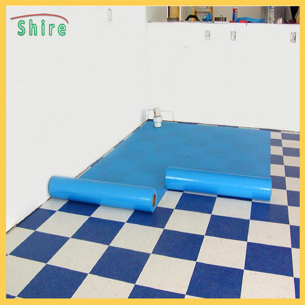 Durable Temporary PE Plastic Floor Protection Film Home Floor Decoration Protection Film