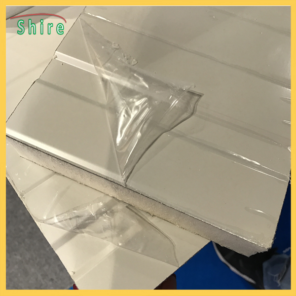 Temporary Sandwich Panel Wall Protective Film