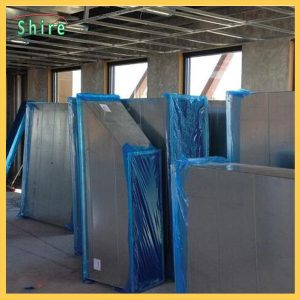 3 mil Removable Blue Self Adhesive Duct Shield Protective Film