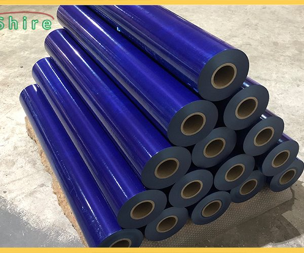 Duct Cover Film can be used on a wide variety of different sized ductwork. Roll sizes ranging from 18″ to 48″ wide are available so that you can protect any type of ductwork quickly and easily.